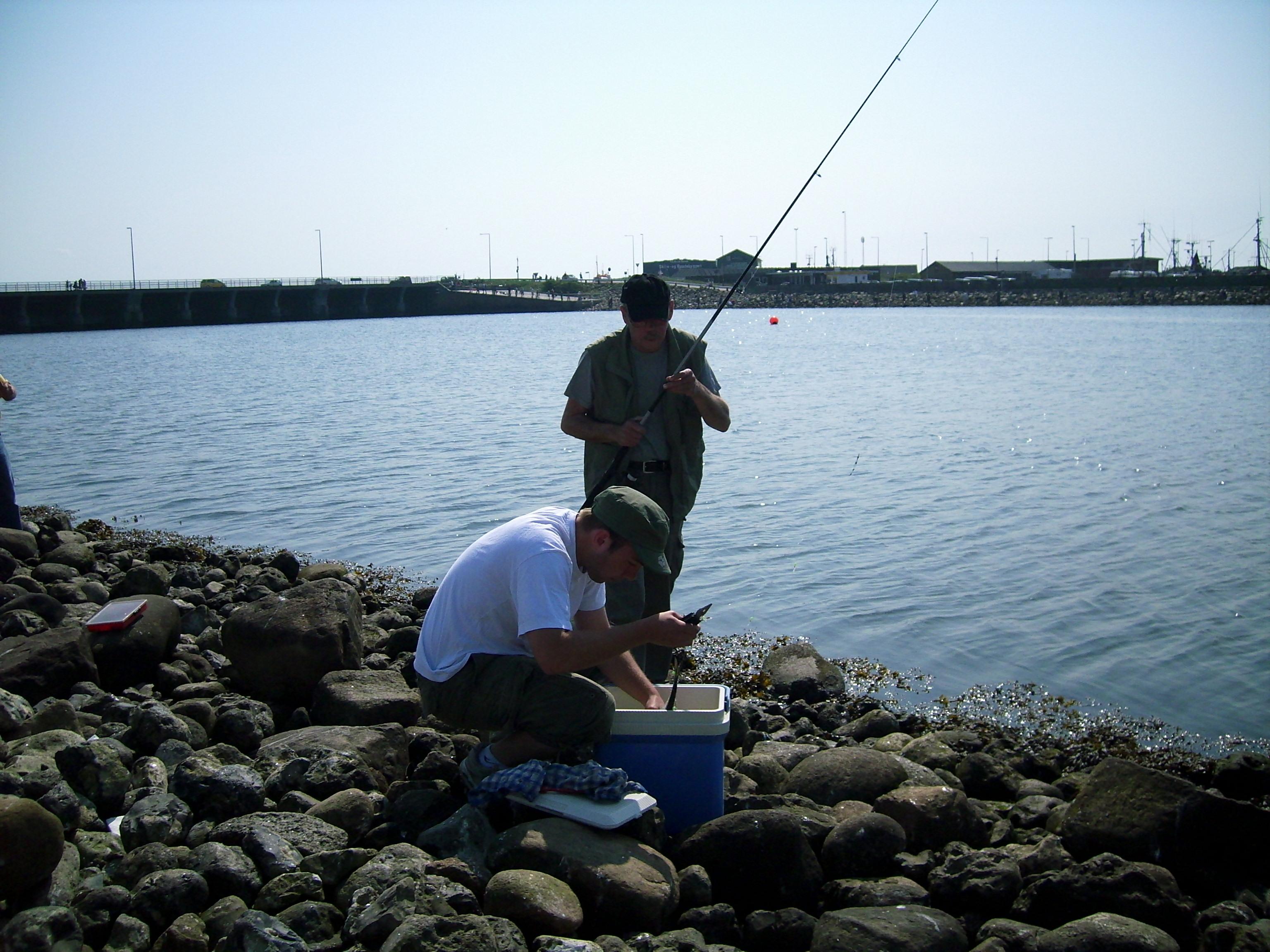 video erfolgreich angeln und räuchern